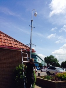 CCTV Installation Wrexham